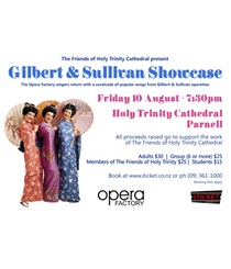 GILBERT AND SULLIVAN SHOWCASE