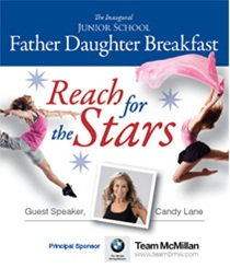 INAUGURAL JUNIOR FATHER DAUGHTER BREAKFAST