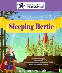 SLEEPING BERTIE - A PANTOMIME FOR CHILDREN