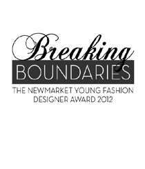 NEWMARKET YOUNG FASHION DESIGNER AWARD 2012