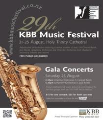 KBB MUSIC FESTIVAL GALA