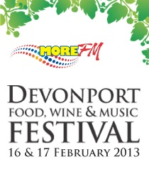 MORE FM DEVONPORT FOOD, WINE & MUSIC FESTIVAL