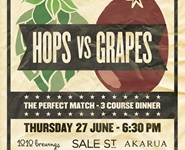 Hops Vs Grapes: