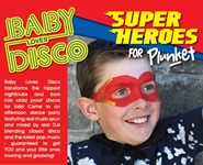Super Heroes Tour For Plunket - Party Plan