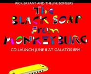 Rick Bryant & The Jive Bombers Album Launch Party