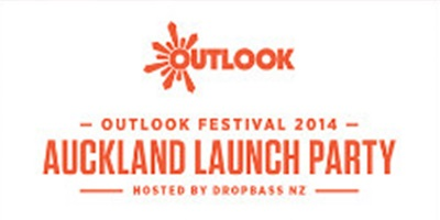 OUTLOOK FESTIVAL 2014 - AUCKLAND LAUNCH PARTY