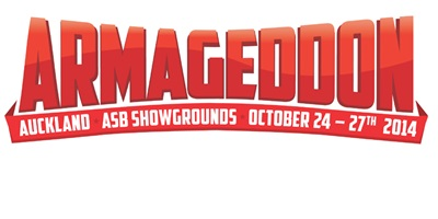 ARMAGEDDON EXPO 2014 - General Event Tickets