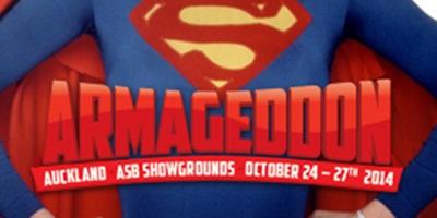 ARMAGEDDON EXPO 2014 - VIP Passes