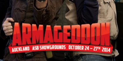 ARMAGEDDON EXPO 2014 - Celebrity Brunches