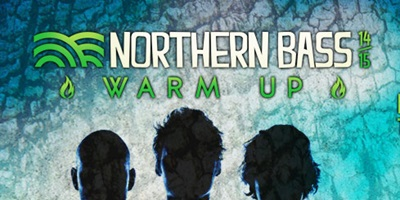 NOISIA : Northern Bass Warm Up Tour