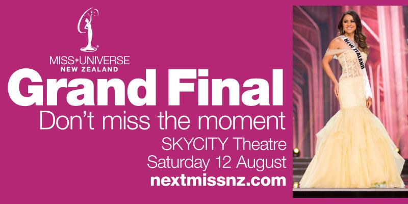 Miss Universe New Zealand - Grand Final
