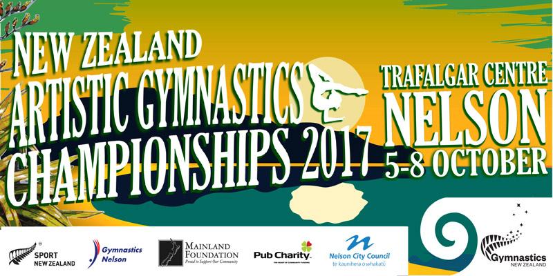 NZ Artistic Gymnastics Championships