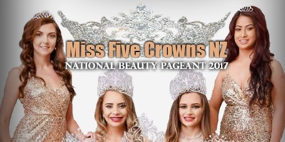 Miss Five Crowns New Zealand 2017