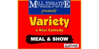 Variety: A Kiwi Comedy