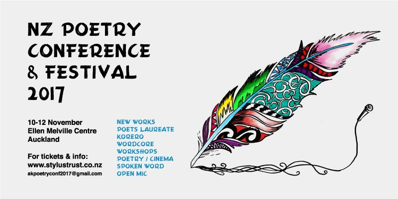 NZ Poetry Conference & Festival 2017