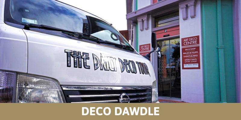 Deco Dawdle Tour