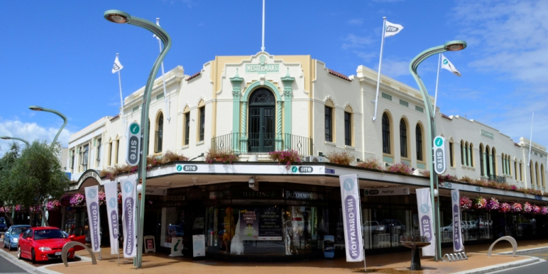 Art Deco Walk of Hastings CBD