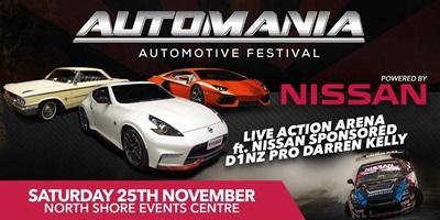 Automania Automotive Festival