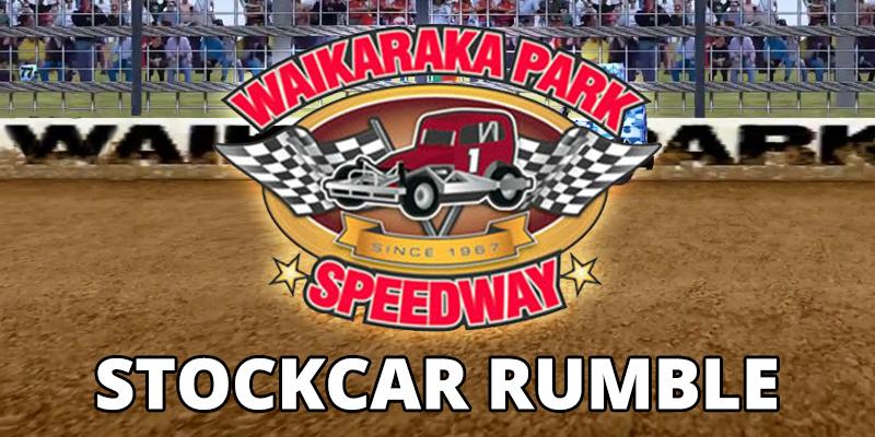 Waikaraka Park - Stockcar Rumble