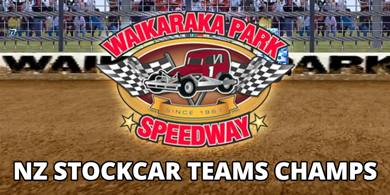 Waikaraka Park - NZ Stockcar Teams Champs