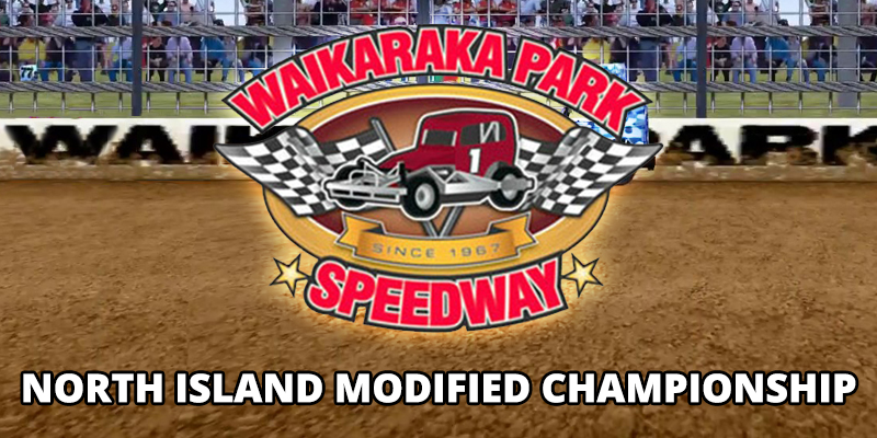 Waikaraka Park - North Island Modified Championship