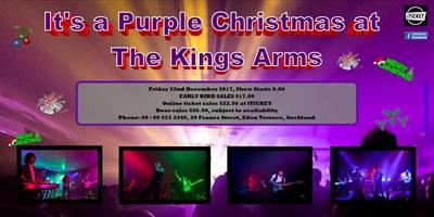 A Purple Christmas Show