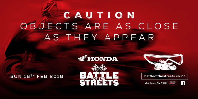 Battle Of The Streets