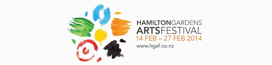 Hamilton Gardens Arts Festival 2014