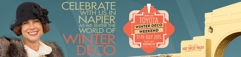 Hawke's Bay Toyota Winter Deco Weekend 2015