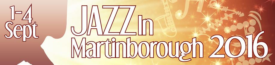 Jazz In Martinborough 2016
