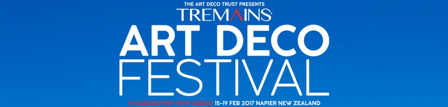 Tremains Art Deco Festival 2017