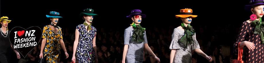 NZ Fashion Weekend 2017