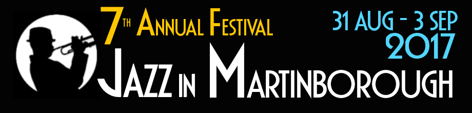 Jazz In Martinborough 2017