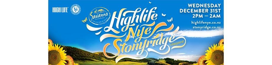 Highlife NYE 2014