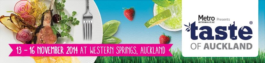 Taste of Auckland 2014